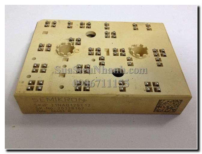 Sửa Biến Tần Schneider Altival 31 ATV31HU55N4A 5.5KW