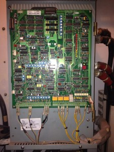 Sửa biến tần SEOHO ELECTRIC TYPE: DC42NM-3-4,
