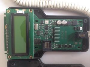 Sửa tay điều khiển, tay lập trình máy bắn sợi TOJ HTC 54R00315 TERMINALINO HTC SELF S.ELF HTC HAND TERMIAL