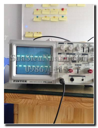 Sửa biến tần EMERSON PV0750 75KW