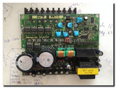 Sửa AC SEVOR DRIVER PANASONIC DV88031LDM04 310W