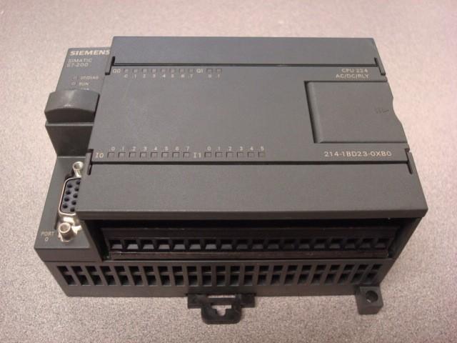 PLC S7-200 CPU224 AC/DC/RLY 6ES7211-0BA23-0XB0