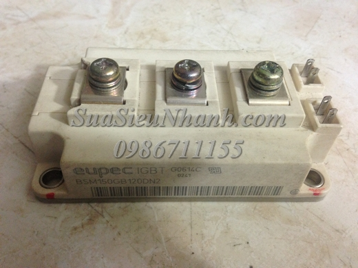 Module IGBT BSM150GB120DN2 1200V/210A