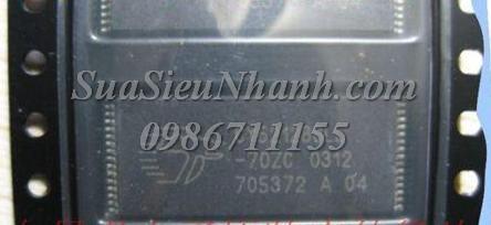 RAM CY62128BLL-70ZC
