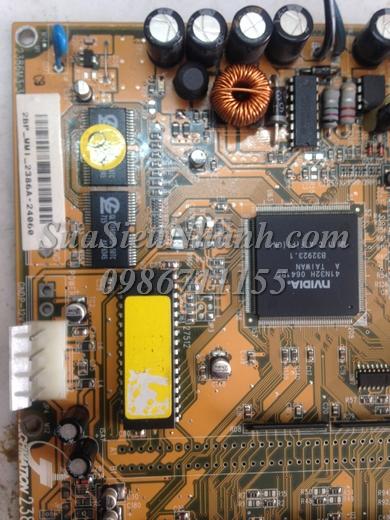 Sửa Mạch CPU Máy Ép Nhựa