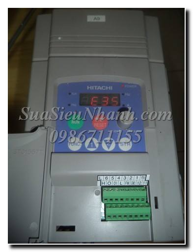 Sửa Biến Tần HITACHI SJ100-015NFE 1.5KW