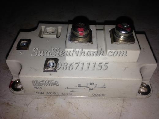 Module IGBT SKM400GA124D 1200V/400A
