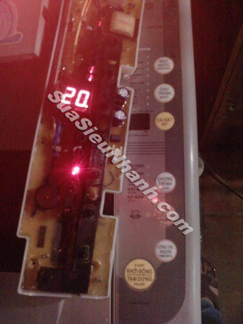 Sửa máy giặt SANYO ASW-F72NT