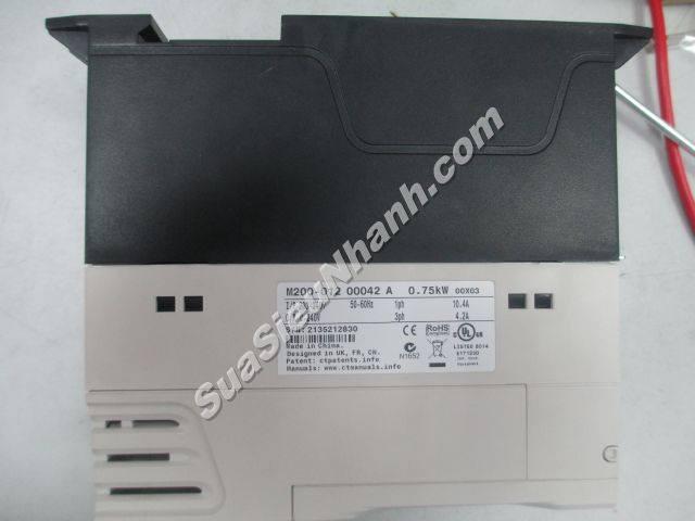 Sửa biến tần EMERSON M200-012