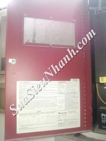 Sửa Tủ Báo Cháy Trung Tâm (Fire Alarm Control Panel) HOCHIKI HCP-100B