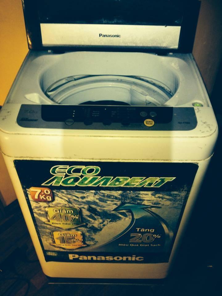 Sửa máy giặt PANASONIC NA-F70B2
