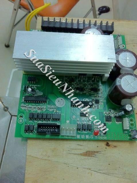 Sửa Máy Quấn Dây Biến Áp Tự Động HONGI AUTO CNC-310S