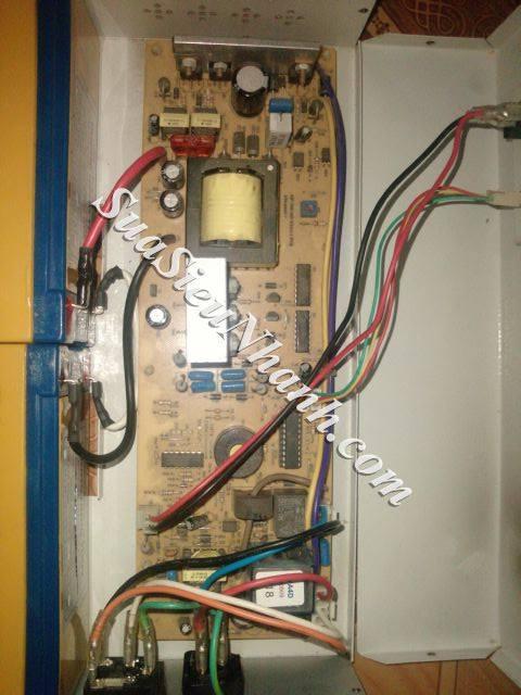 Sửa Lưu Điện Cửa Cuốn YY A2D UPS