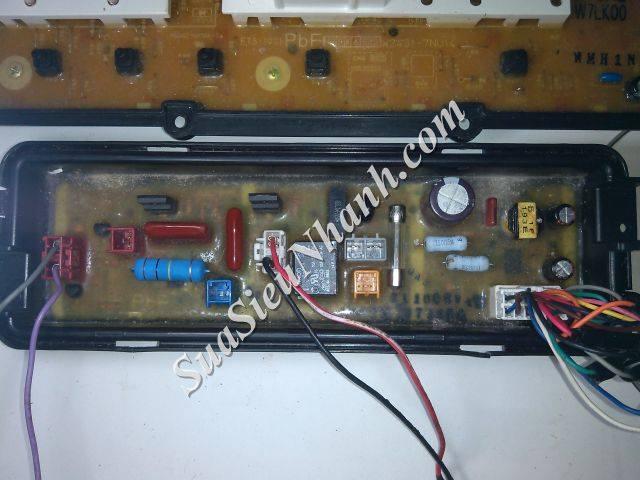 Sửa Máy Giặt 7Kg PANASONIC NA-F70H2
