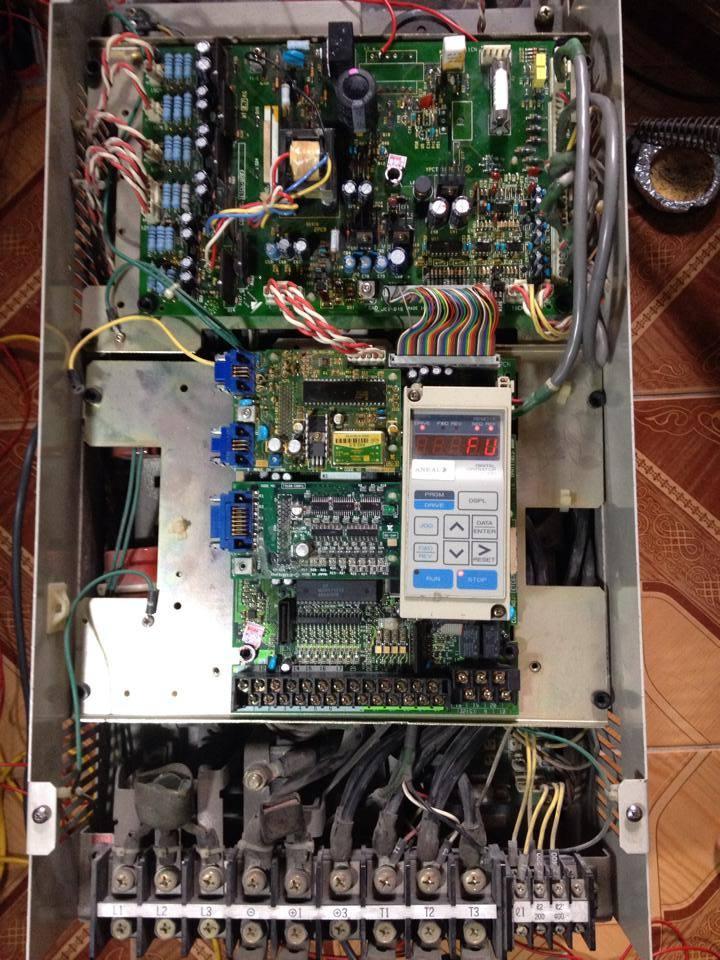Sửa biến tần EMS 45KW