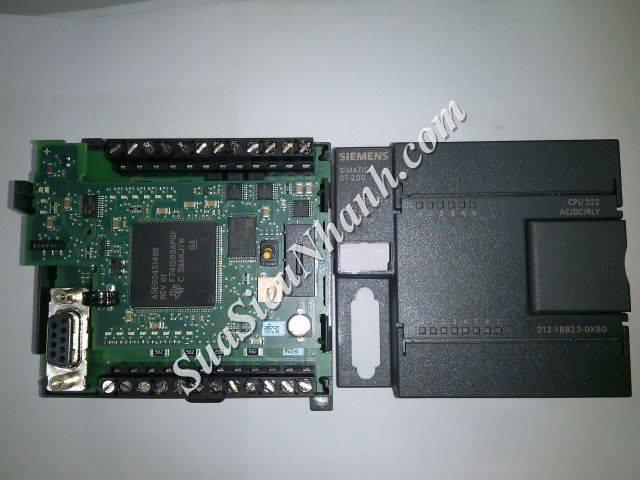 Sửa PLC S7-200 CPU222 AC DC RLY 6ES7 212-1BB23-0XB0