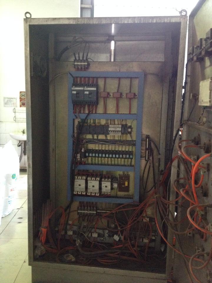 Sửa màn hình cảm ứng TP177B Siemens