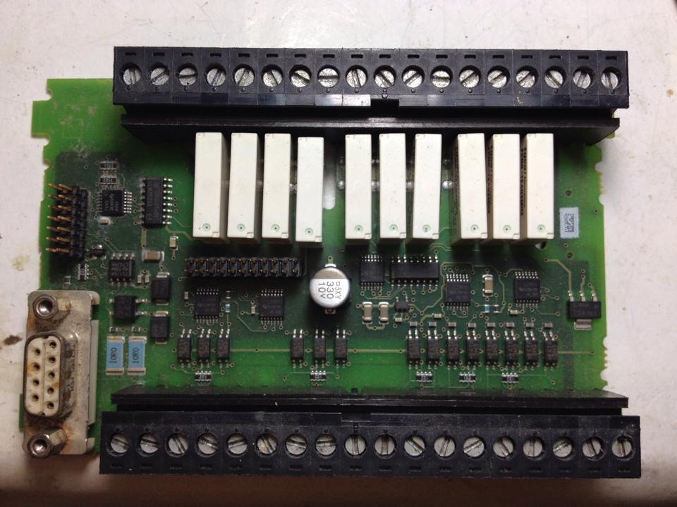 Sửa PLC S7-200 CPU224 ACDCRL