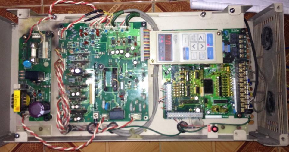 Sửa biến tần EMS 21KW