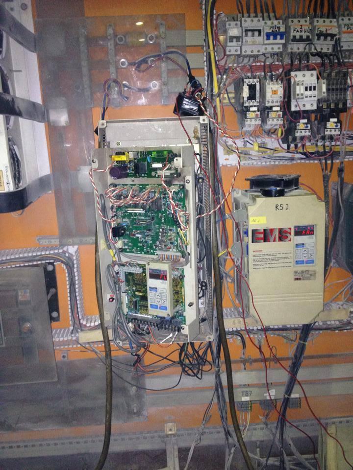 Sửa biến tần EMS 11KW