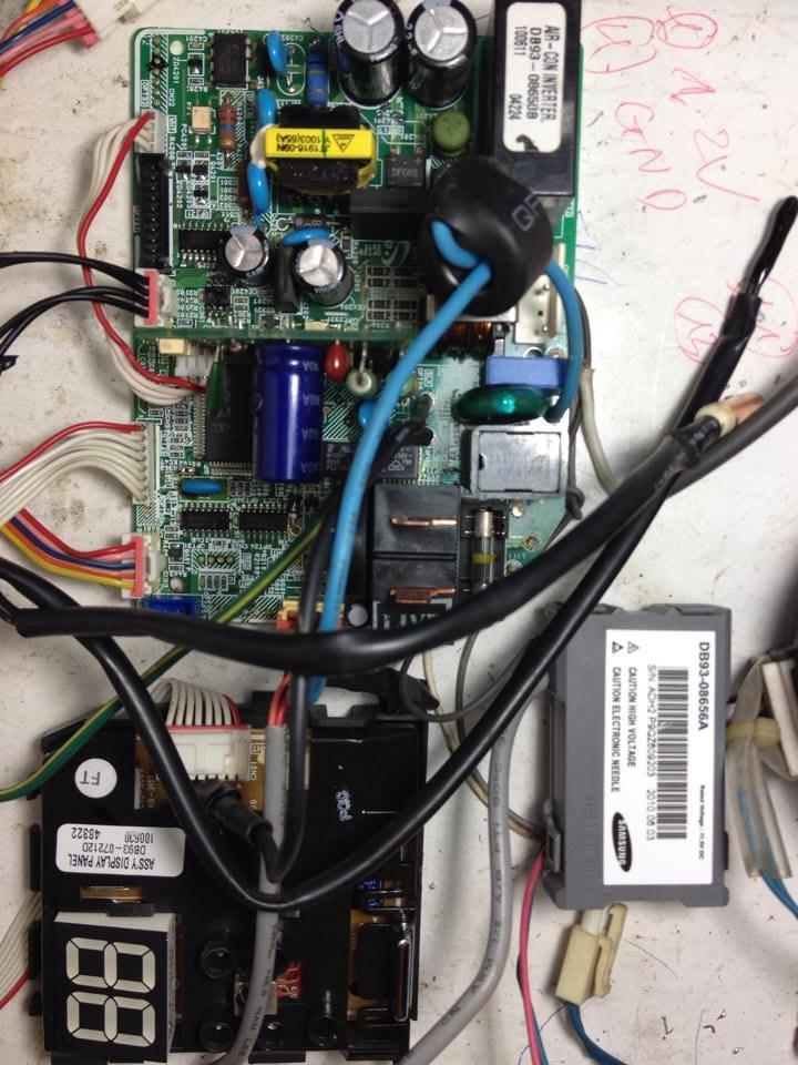 Sửa điều hoà SAMSUNG 9000BTU 2 chiều