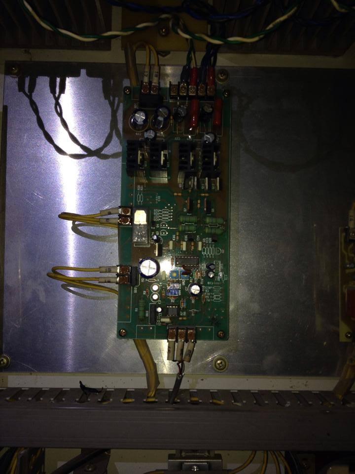 Sửa máy kiểm tra độ bóng bạt nhựa, máy tráng, máy tạo tia hồ quang