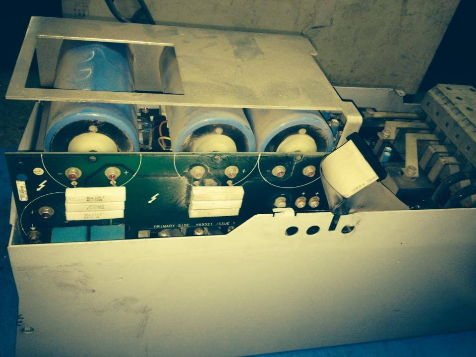 Sửa biến tần Parker 690 140907
