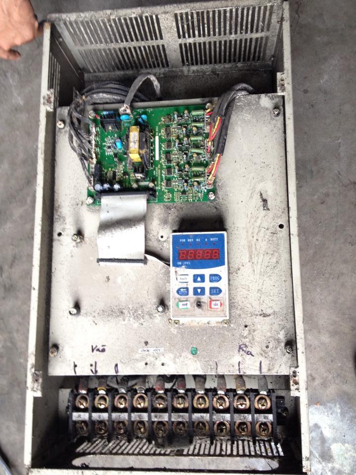 Sửa biến tần DEMA DM-A 45KW