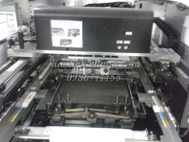 Sửa Máy In Thiếc SCREEN PRINTER PANASONIC SP28P-DH
