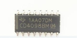 CD4098BM CMOS Dual Monostable Multivibrator