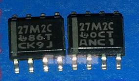 27M2C, TS27M2C, TLC27M2CDR precision low power cmos dual operational amplifiers