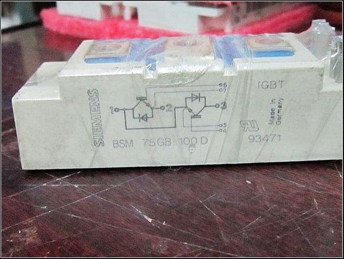 Module IGBT SIEMENS BSM75GB120DN1 BSM75GB100DN1 BSM75GB120DN BSM75GB100D