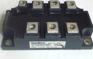 Module IGBT SANREX DFA200AA80 DFA150AA80 DFA200AA160 DFA150AA160