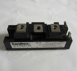 Module IGBT SANREX GCA50AA120 GCA75AA120