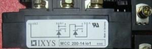 Module IGBT IXYS MCC200-12IO1 MCC200-14IO1 MCC200-16IO1