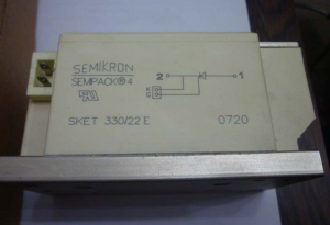 Module IGBT SEMIKRON SKET330, 18E SKET330, 20E SKET330, 22E