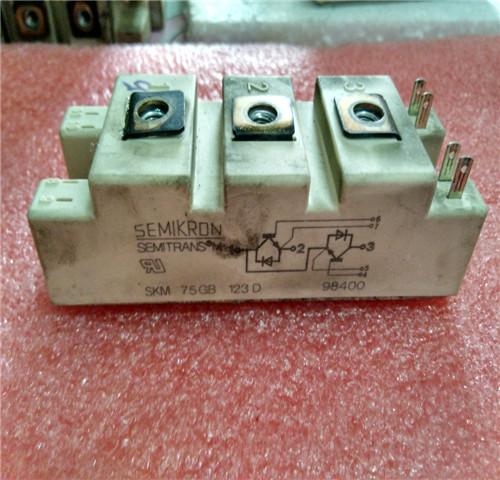 Module IGBT SIEMENS SKM40GB100D SKM40GB101D SKM40GB121D
