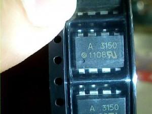 A3150 SOP-8 Photocoupler opto cách ly quang