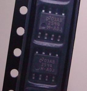 LM2594M-ADJ SOP-8
