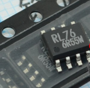 RL76, BR93L76RFJ-W EEPROM 8K/16K 2.5V Microwire Serial
