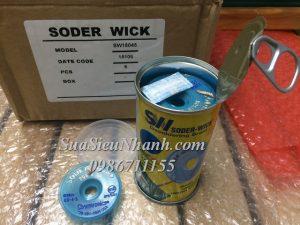 Dây Hút Thiếc SODER-Wick SW18045 (Loại Tốt)