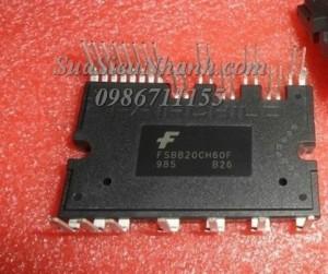 FSBB20CH60F Module IGBT 20A600V