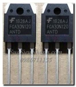 FGA30N120 ANTD sò công suất IGBT