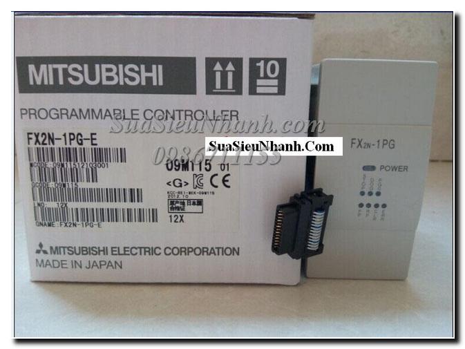 FX2N-1PG-E Module điều khiển vị trí 1 trục