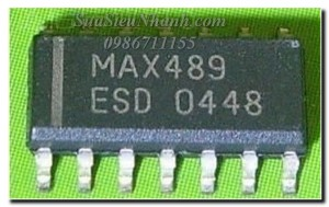 MAX489 ESD IC Truyền thông RS232 SOP-14
