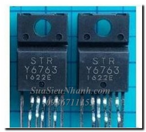 STR-Y6763 SANKEN IC nguồn