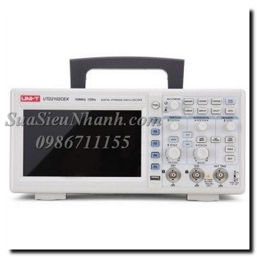 UNI-T UTD2102CEX Oscilloscope 100MHz