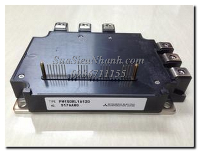 PM150RL1A120 IGBT Mitsubishi 150A 1200V