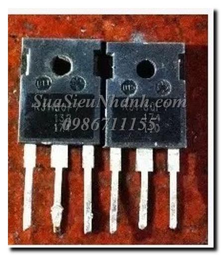 RJH60F7, RJH60F7DPQ IGBT 50A 600V TO-3P