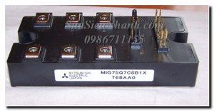 MIG75Q7CSB1X IGBT Mitsubishi